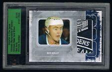 2008-09 ITG Ultimate Memorabilia Base Card Silver Red Kelly 37/90 !!