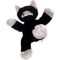 Ninja Kitten plushie soft toy