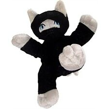 Ninja Kitten plushie soft toy