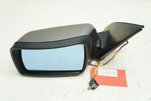 ✅ 00-06 BMW X5 E53 3.0I LEFT FRONT DRIVER DOOR EXT POWER MIRROR GREY 8 WIRE OEM