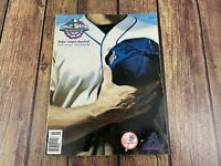 2001 World Series Program - Arizona Diamondbacks vs. New York Yankees