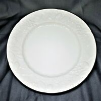 Mikasa English Countryside White Chop Plate | Round Platter | 12 Inches | DP 900