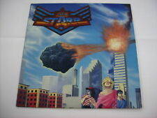 JACK STARR - ROCK THE AMERICAN WAY - LP VINYL 1985 FRANCE AXE KILLER - EXCELLENT