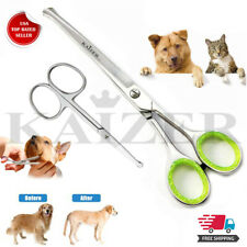 """Ka 00004000 izer Professional Dog Grooming Safety Scissors Blunt End 4"""" 6.5"""""""