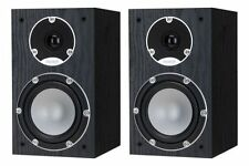 Tannoy Black Bookshelf Home Speakers and Subwoofers