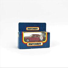 Matchbox MB-1 - Jaguar XJ6 in rot-metallic mit OVP #20