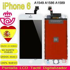 Pantalla Completa Display LCD iPhone 6 Frontal Completa A1589 A1586 A1549 Blanco