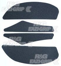 R&G Racing Eazi-Grip Traction Pads Black to fit Aprilia Tuono V4R