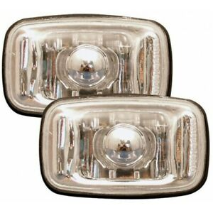 TOYOTA CELICA (90-96) SURF/4-RUNNER (92-95) HILUX 5 (02-) CHROME SIDE REPEATERS