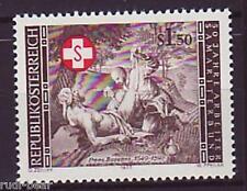 Österreich Nr. 1556  **  Arbeiter Samariter Bund