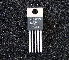Linear Tech LT1529CT-5 3A 5V LDO Regulator with Shutdown, TO-220-5, Qty.2
