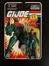 GI JOE FSS 8.0 08 Over Kill Cobra BAT Leader MISP
