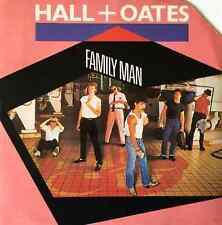 "DARYL HALL & JOHN OATES - Family Man (7"") (G+/G+)"