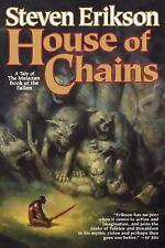 Malazan Book of the Fallen: House of Chains 4 by Steven Erikson (2006,...