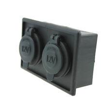 Waterproof DC 12v/24v Car Motor Cigarette Lighter Socket Plug Power Outlet