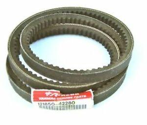 121850-42280 4LH alternator belt & Water Pump Belt - Non Genuine Equivalent