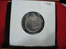 1986 CANADA  DIME  10 CENTS    TOP GRADE  86  PROOF LIKE  SEALED  SEE PHOTOS