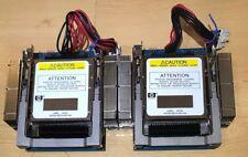 Lot of 2,AT105A-ES, 9540-ES 2.13GHz 8C 24MB, Blade BL860C,BL870C,BL890C i4 CPU