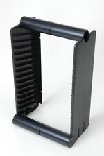 Fischer Plastic Products DVD Stand Audio Modular Racking System 1A-056 Black