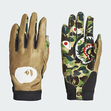 Adidas X A Bathing Ape adizero Superbowl Ltd Edn Gloves CL4729 Size Medium