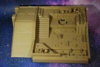 Vintage Star Wars Jabba the Hutt Dungeon PLAYSET ~ BROWN BASE Kenner play set