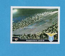 PANINI CALCIATORI 2004-05- Figurina n.194- SUPPORTERS - LAZIO -NEW