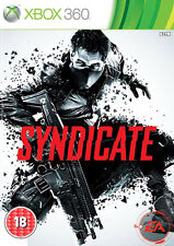 Syndicate ~ Xbox 360 (EN BUEN ESTADO)