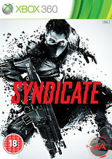 Syndicate ~ XBox 360 (in Great Condition)