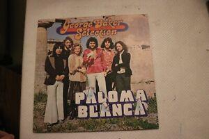 George Baker Selection : Paloma Blanca LP  ( Used)
