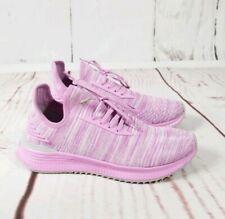 PUMA Ignite Girl's Sneakers Shoes Pink/Purple Size 7 Kids NWOB
