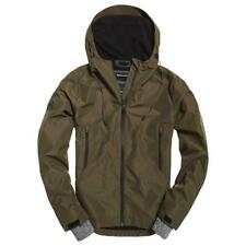 Superdry Men's Hooded Elite Windcheater Jacket Khaki Sizes: S - XXXL