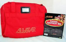 """Personal Equipment Heavy Duty Gym Travel Bag by All-Star Size 24""""x14""""x14"""" Red"""