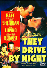 They Drive by Night (1940) - George Raft, Humphrey Bogart - DVD NEW