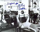 SUPERSTAR BILLY GRAHAM NWA WWF WWE SIGNED AUTOGRAPH 8X10 PHOTO #3 W/ PROOF