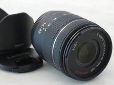 Panasonic Lumix G vario 14-42mm 3.5-5.6. ASPH Mega O.I.S. MFT garantizar 1 año