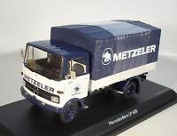 Schuco 1/43 Mercedes Benz LP 608 Metzeler OVP #5921