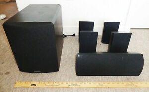 Definitive Technology ProCinema 5.1 Channel Surround Sound System 700 Watts