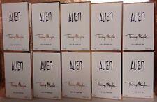 lot de 10 échantillons Alien de Thierry Mugler en EDP (soit 12ml)