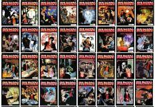 62 Dylan Dog Taschenbücher von Nr. 1 - 62 komplett in Topzustand !!!