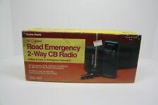 Vintage Radio Shack Trc-463 40-Channel Road Emergency 2-Way Cb Radio