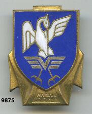 Insigne marine, dépanneur d'aviation , Marcel  le BIHAN , ( inscription en bas )