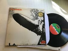 Led Zeppelin I 1st Self Titled 1969 LP sd8216 debut atlantic s/t gold seal RG LW