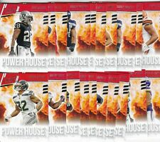 2020 Prestige Complete Your Set Pick'em Choose Power House Insert 1-20