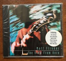 MATT FLINNER - The View from Here - New Sealed CD - Bluegrass - Free Shipping!