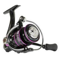 BILLINGS Fishing Reel Max Drag 10kg 5.0:1/4.7: 1 Metal Spool Spinning CNC Rocker