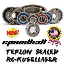 2 STÜCK - 5x10x4 TEFLON Kupplungs Kugellager alle RC-Cars Verbrenner 1:8 & 1:10