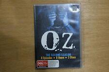Oz : Season 2 (DVD, 2007, 3-Disc Set)  -  VGC Pre-owned (D47)