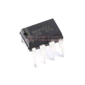 1/5/10pcs DIP MAX483 chip CMOS bus transceiver DIP-8 Interface ICs