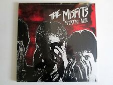 THE MISFITS STATIC AGE LP NEW REPRESS SEALED DANZIG DOYLE JERRY ONLY