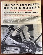 Glenn's Complete Bicycle Manual, Vintage Copy, 1973